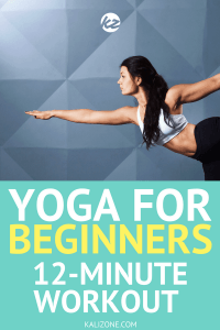 yoga for beginners a 12 minute workout for people who