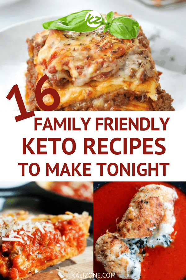 Your family will love these delicious - and simple keto recipes.