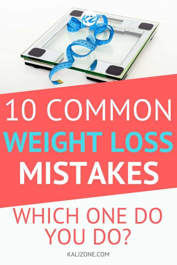 Don't fall into these common traps if you're trying to shed pounds. These weight-loss tips will help you maintain all your healthy eating goals.