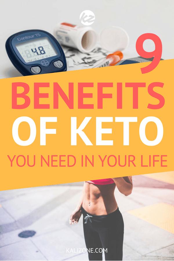 Benefits of Keto