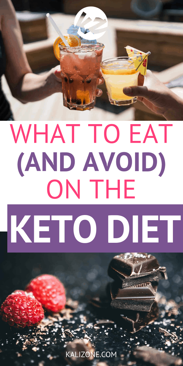Here is an overview of the the kinds of foods you can eating on a ketogenic diet - and which foods you should be avoiding.