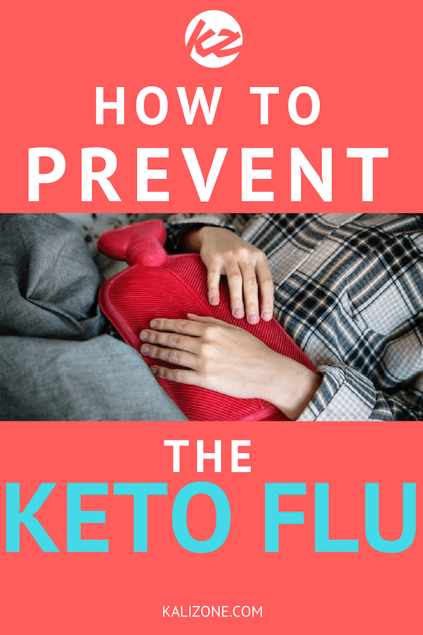 What is the keto flu? How to prevent it.