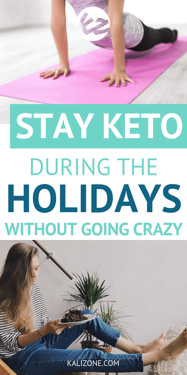 Our practical low-carb holiday guide will help you stay calm and keto during the (often) stressful holiday period.