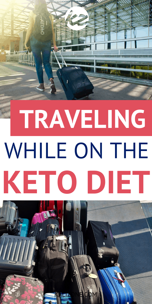 Quick Guide to Traveling While on the Keto Diet