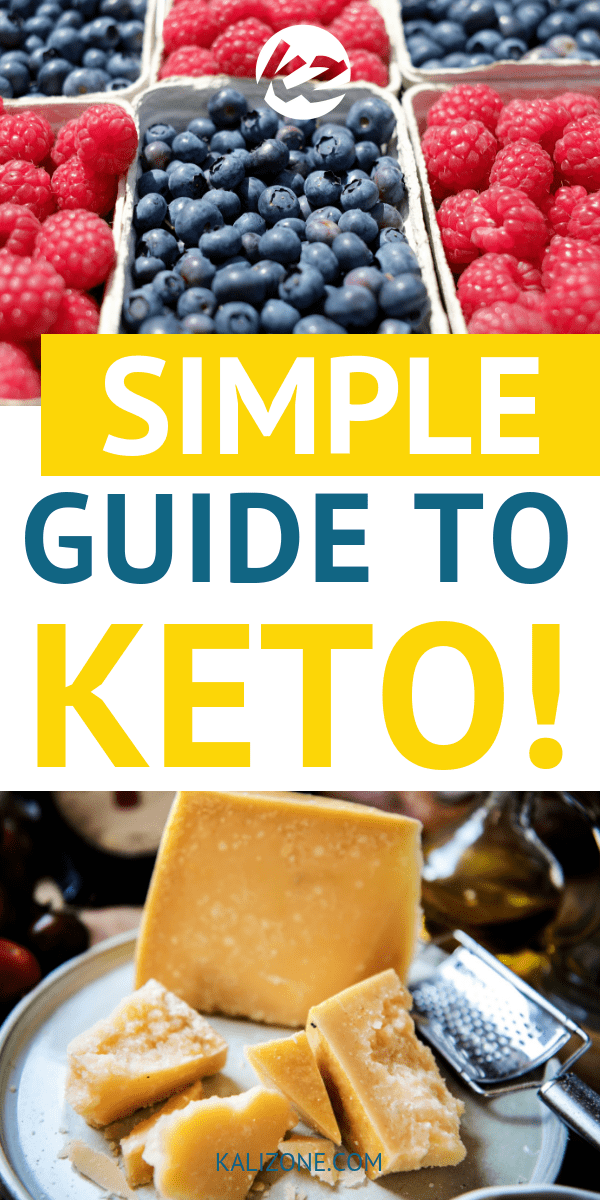 What is the ketogenic diet? This guide will help you through the entire keto journey and help your body reach the fat burning state of ketosis in no time.