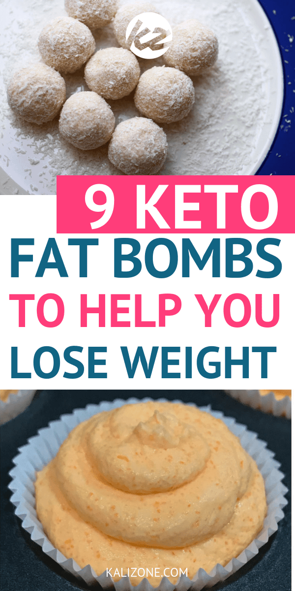 9 Keto Fat Bombs to Help You Stay on Top of Your Keto Diet