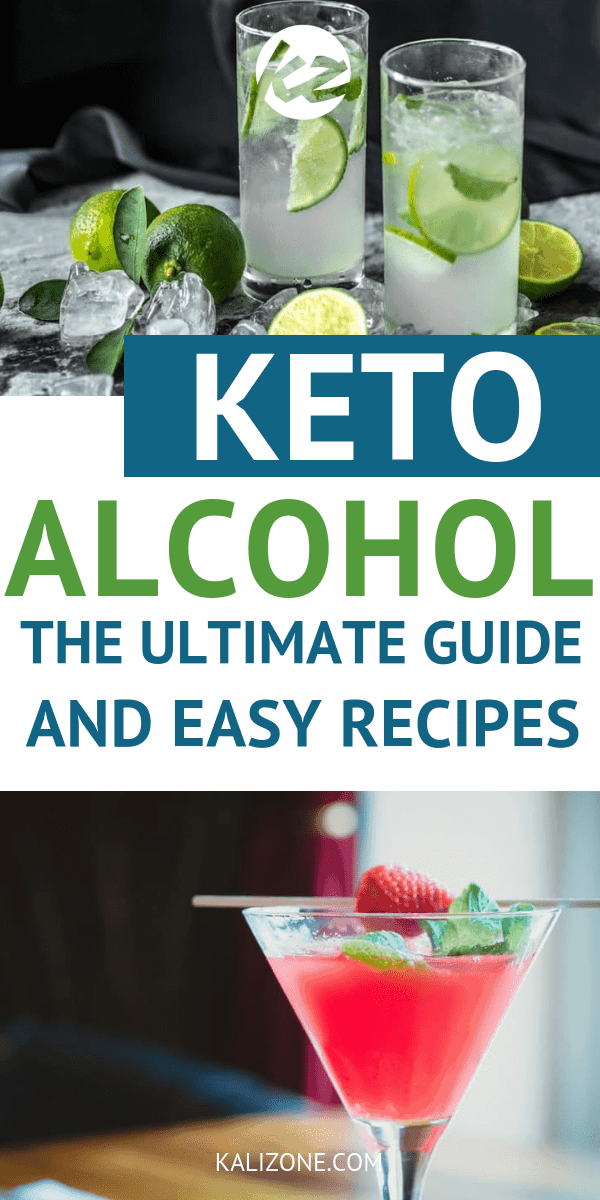 Drinking is something that a lot of people on the ketogenic diet want to do but are sometimes too scared to do. Here is a guide to help you decide what you can and can't drink to stay in ketosis.