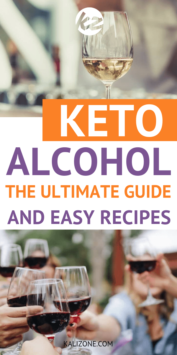 Staying in ketosis and drinking on the ketogenic diet don't seem to mix very well. Here is a guide to help you decide what you can and can't drink to stay in ketosis.