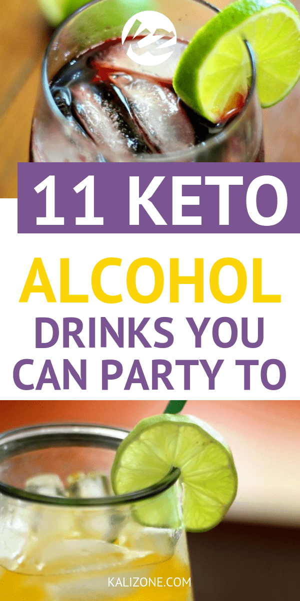 Staying in ketosis and drinking on the ketogenic diet don't seem to mix very well. Luckily, here are 11 keto alcohol recipes that are going to help you stay in ketosis.