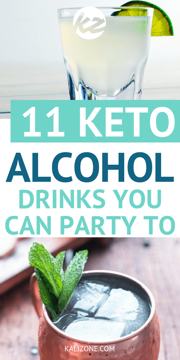 When you're on the ketogenic diet, you may want to have some drinks from time to time. Here are 11 keto alcohol recipes that are going to help you stay on track with your diet and keep you in ketosis.